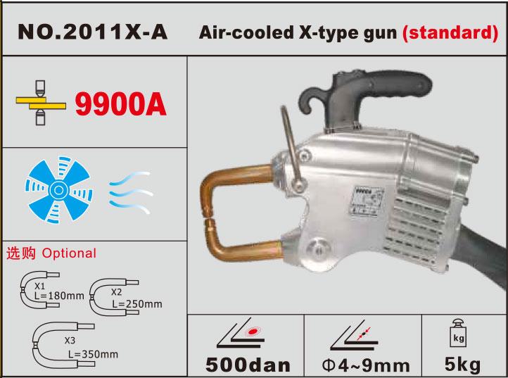 دستگاه نقطه جوش دوطرفه FY-9900 1
