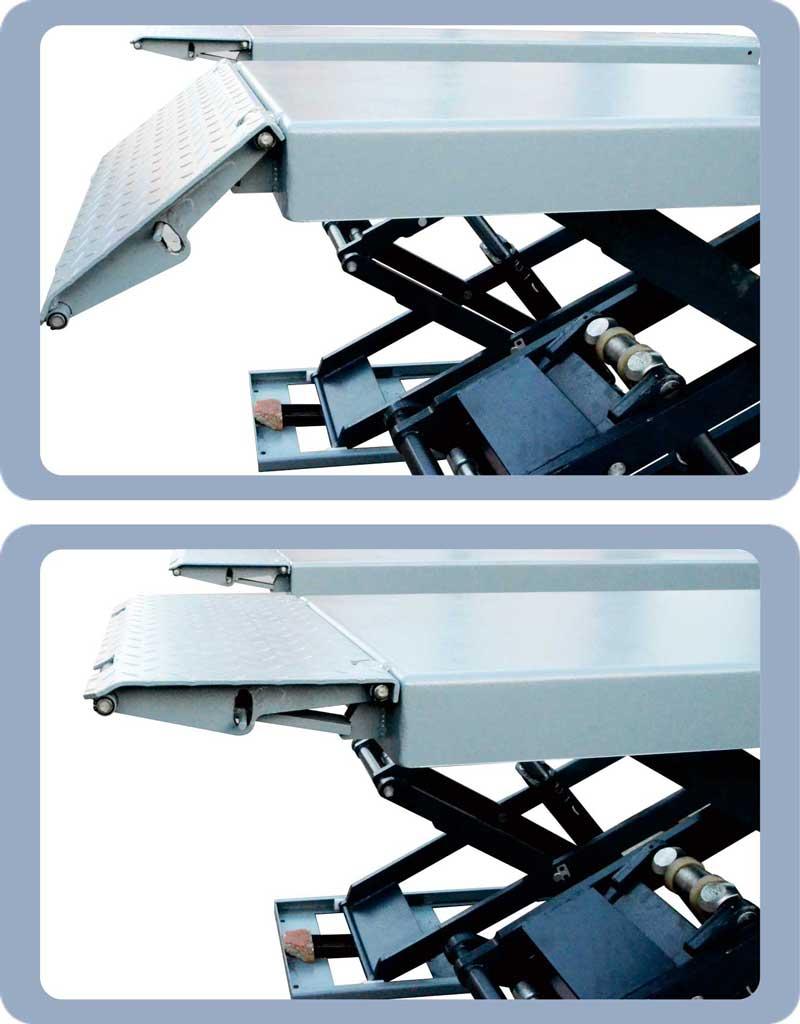 جک قیچی روکار 3/2 تن Ceegos مدل 301LP 4